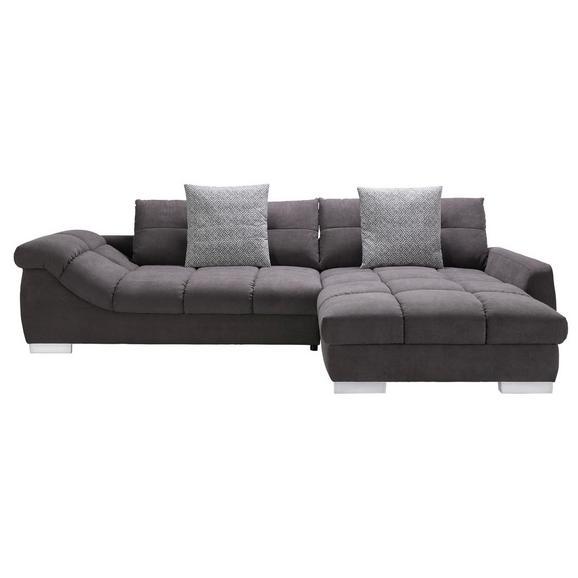 wohnlandschaft anthrazit online kaufen m max. Black Bedroom Furniture Sets. Home Design Ideas