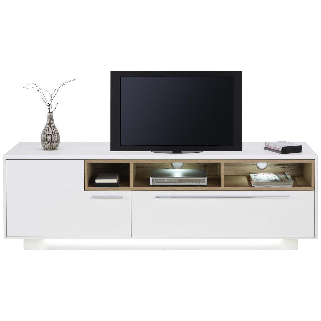 TV-Element in Weiß