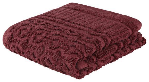 Brisača Carina - lila, Romantika, tekstil (30/50cm) - Mömax modern living