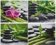 Bild Zen, 40x50x1,8cm - Multicolor, LIFESTYLE, Holz/Textil (40/50/1,8cm) - Mömax modern living