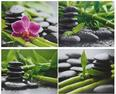 Slika Zen - večbarvno, Trendi, tekstil/les (40/50/1,8cm) - Mömax modern living