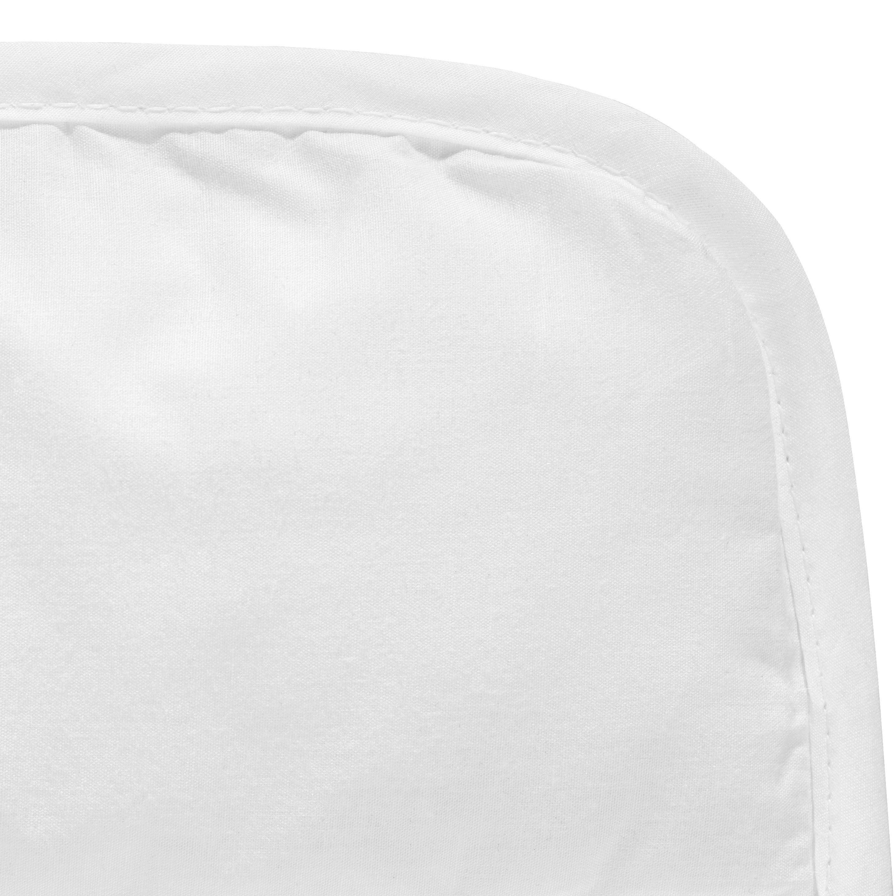 Sommerbettdecke Bella 135x200cm - Weiß, KONVENTIONELL, Textil (135/200cm) - MÖMAX modern living