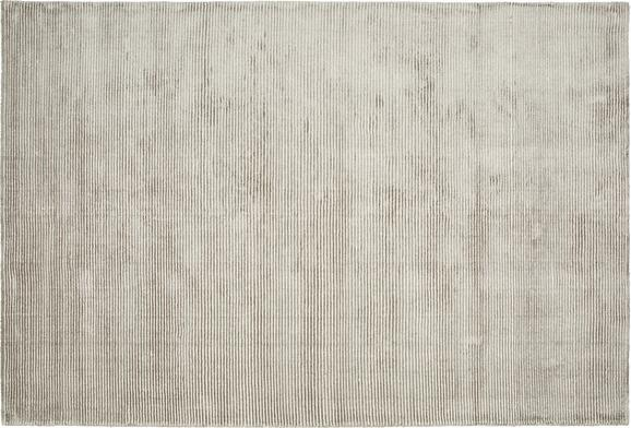 Webteppich Polly in Grau, ca. 230x160cm - Grau, Textil (230/160cm) - PREMIUM LIVING