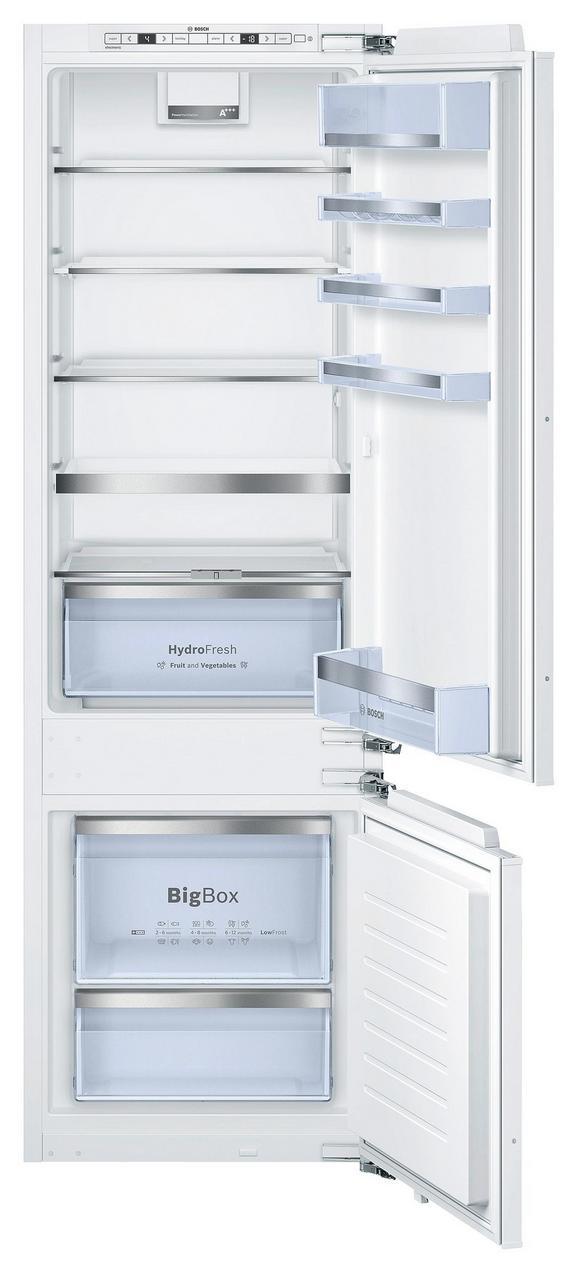 Kühl-Gefrier-Kombination Bosch Kis87ad40, EEZ A+++ - Weiß (55,8/177,2/54,5cm) - Bosch