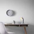 Namizna Svetilka Leona  -based- -top- - bela, kovina/umetna masa (12,5/34/18,5cm) - Based