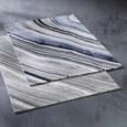 Tkana Preproga Cosmo 3 - modra, Moderno, tekstil (160/230cm) - Mömax modern living