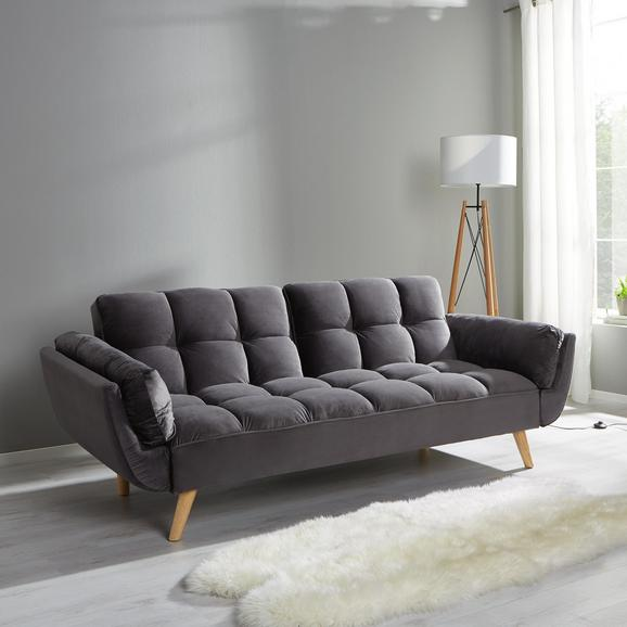 clara sofa sofa clara mit schlaffunktion online kaufen m max thesofa. Black Bedroom Furniture Sets. Home Design Ideas