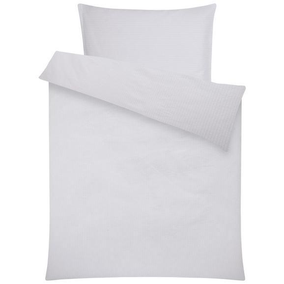 Ágyneműhuzat-garnitúra Babylon - Fehér, Textil (140/200cm) - Mömax modern living