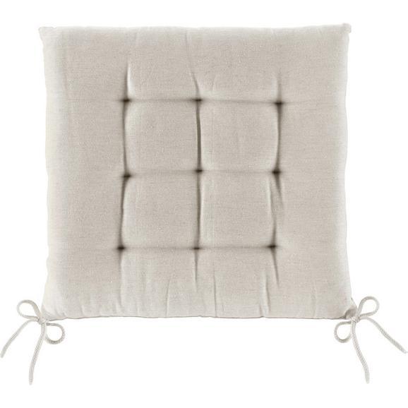 Sedežna Blazina Anita -ext- - bež, tekstil (40/40/4cm) - Mömax modern living