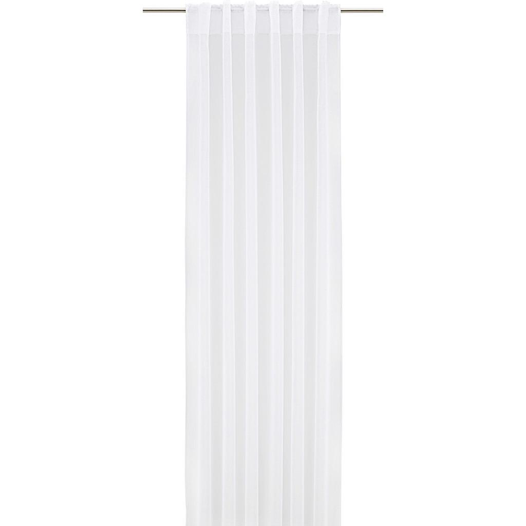 Fertigvorhang Tosca in Weiß ca. 140x245cm