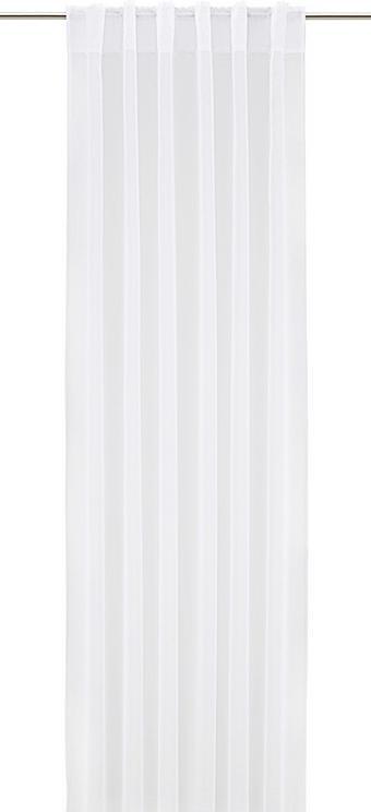 Készfüggöny Tosca - Fehér, Textil (140/245cm) - Mömax modern living