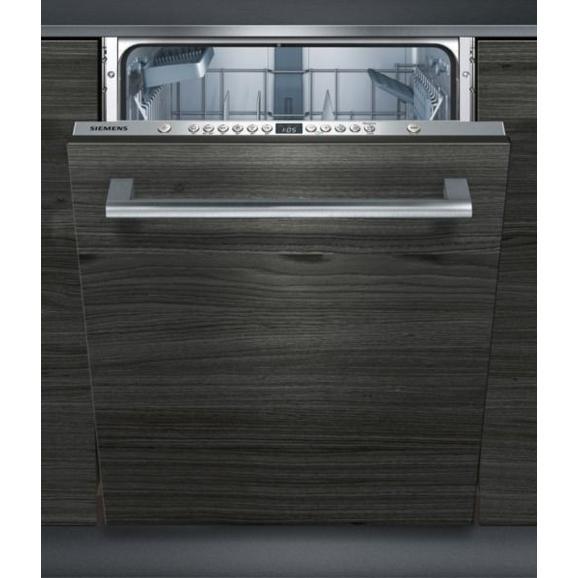 Geschirrspüler SX636X00CE - Metall (59,8/86,5/55cm) - Siemens
