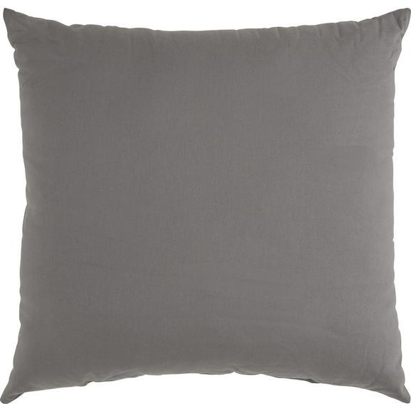 Zierkissen Bigmex ca. 60x60cm - Anthrazit, Textil (65/65cm) - Mömax modern living