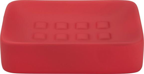 SEIFENSCHALE Melanie Rot - Rot, Keramik (8,3/12,5cm) - Mömax modern living
