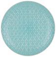 Plitvi Krožnik Riley - meta zelena, Trendi, keramika (26cm) - Mömax modern living