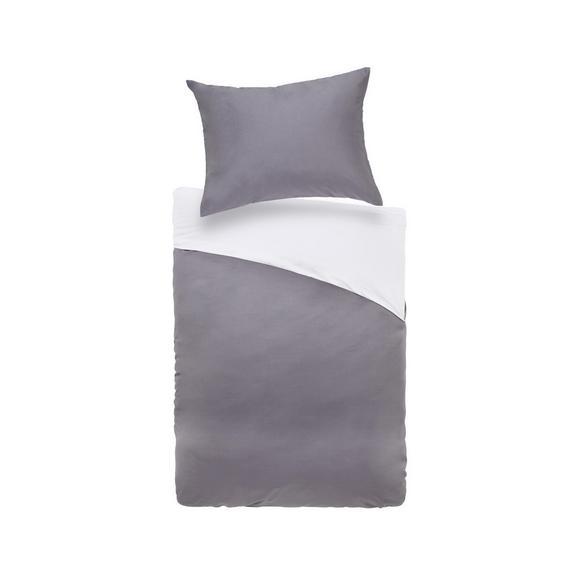 Lenjerie De Pat Belinda  Xl - gri deschis/antracit, textil (140/220cm) - Premium Living