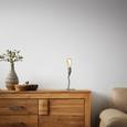 Namizna Svetilka Bennet - siva, Trendi, kovina (13/24cm) - Mömax modern living