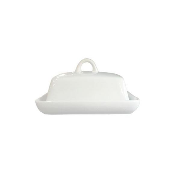 Untieră Ginza - alb, ceramică (13/8,1/16cm) - Modern Living