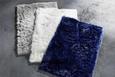 Schaffell Teddy Blau 100x150cm - Blau, Textil (100/150cm) - Mömax modern living