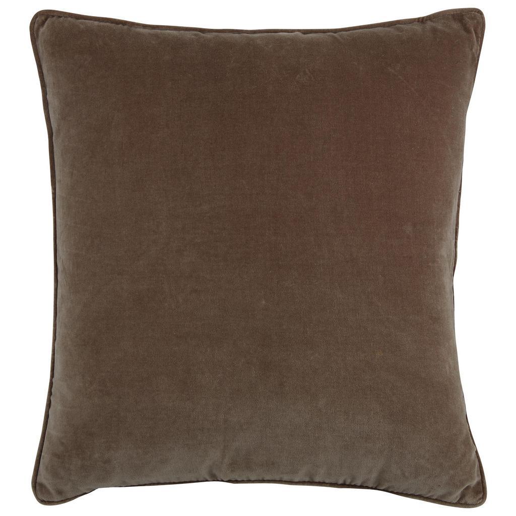 zierkissen susan in taupe ca 60x60cm dr werhahn. Black Bedroom Furniture Sets. Home Design Ideas