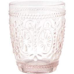 Vizespohár St. Remy - Rózsaszín, romantikus/Landhaus, Üveg (8,1/9,8cm) - Mömax modern living