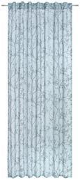 Schlaufenschal Judith in Jade, ca. 140x245cm - Blau, ROMANTIK / LANDHAUS, Textil (140/245cm) - Mömax modern living