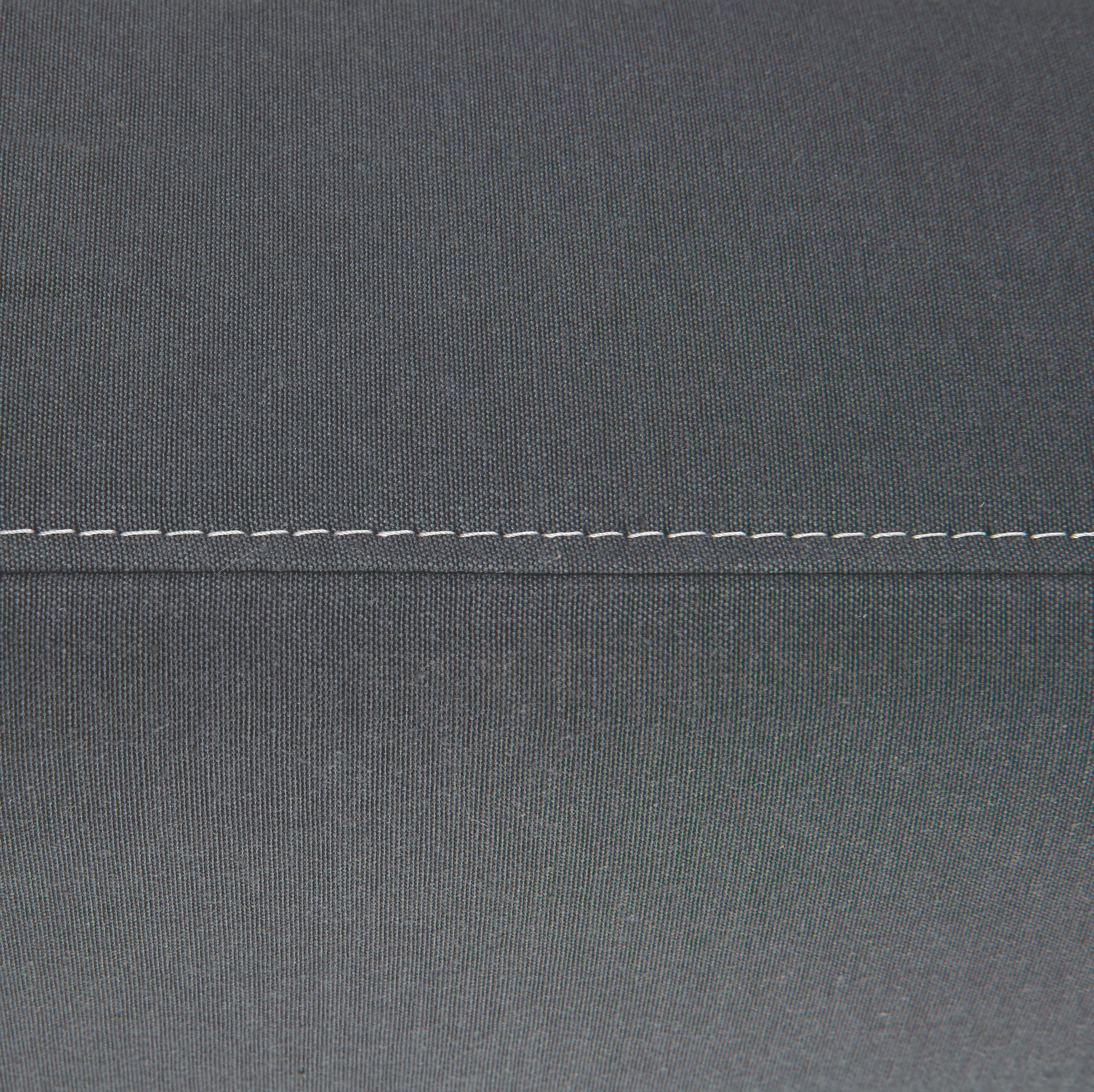 Kanapéágy Easy - világosszürke/szürke, textil (146/71/81cm)