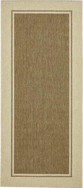 Síkszövött Szőnyeg Naomi 1 - bézs, konvencionális, textil (80/180cm) - MÖMAX modern living