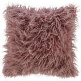 Kissen in Pink 'Svea' ca.45x45cm - Pink, Textil (45/45cm) - Bessagi Home