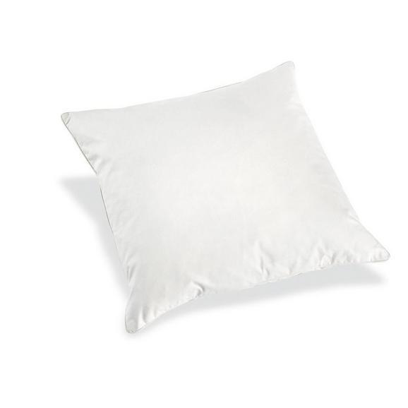 Párna Tim -ext- - Fehér, Textil (50/50cm)
