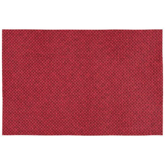 Pogrinjek Stefan -top- - rdeča, umetna masa (45/30cm) - Mömax modern living