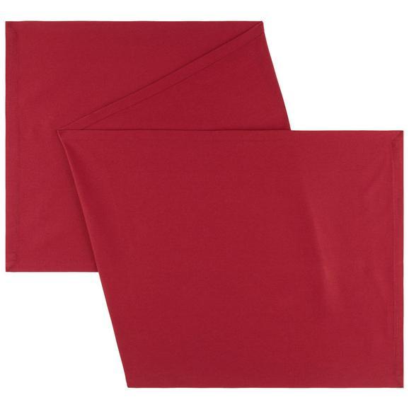 Nadprt Steffi -top- - rdeča, tekstil (45/150cm) - Mömax modern living