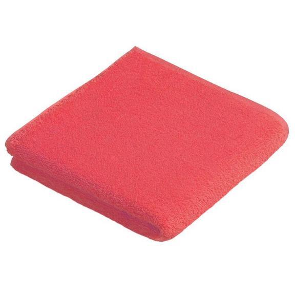 Kéztörlő Vossen New Generation - piros, textil (30/50cm)