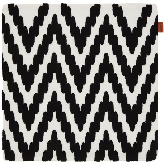 Prevleka Blazine Mary Stick - črna, Moderno, tekstil (45/45cm) - Mömax modern living