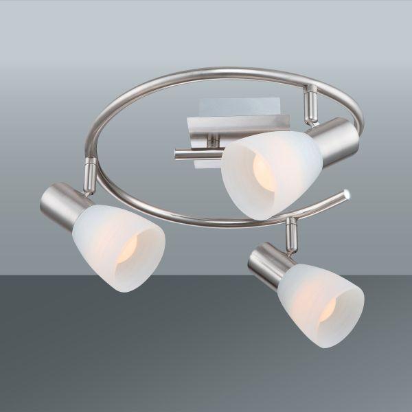 Strahler Parry, max. 4 Watt - KONVENTIONELL, Glas/Metall (46/14cm) - MÖMAX modern living
