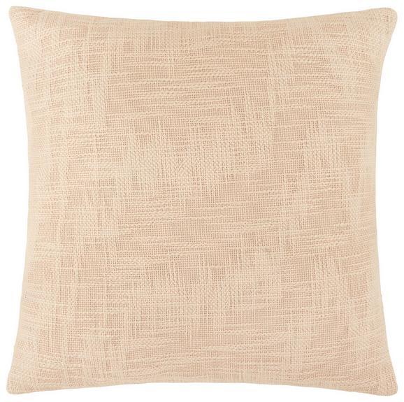 Zierkissen Yves in Orange, ca. 45x45cm - Orange, MODERN, Textil (45/45cm) - Mömax modern living
