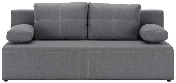 Sofa U Sivoj Boji - bijela/siva, KONVENTIONELL, tekstil/plastika (202/88/84cm) - Mömax modern living