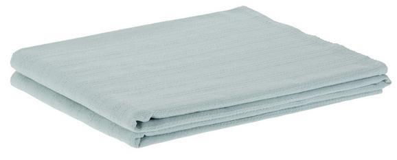 Ágytakaró Solid One - Mentazöld, Textil (140/210cm)
