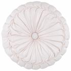 Okrasna Blazina Round - svetlo roza, Trendi, tekstil (38cm) - Mömax modern living