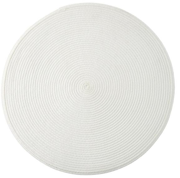 Podmetač Za Stol Billy In Weiß - bijela, plastika (38cm) - Mömax modern living