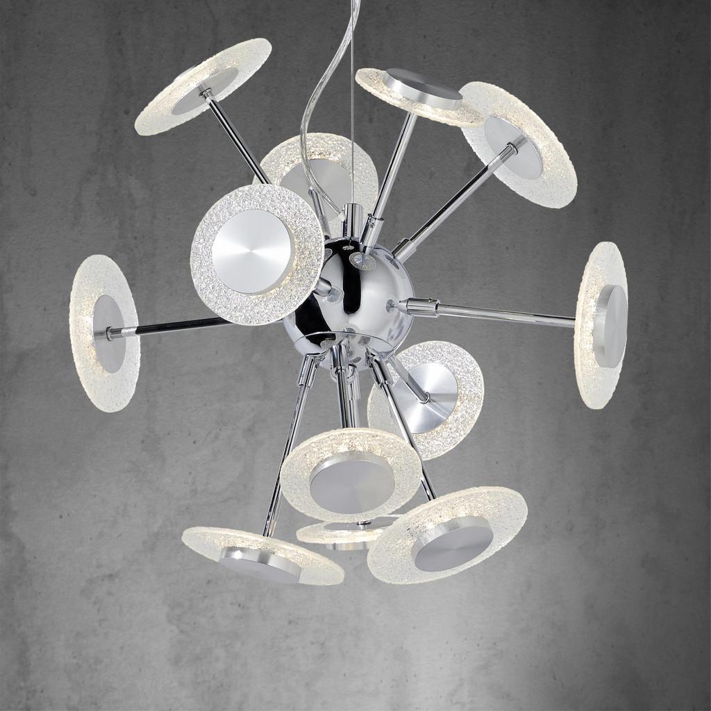 LED-Hängeleuchte Parici