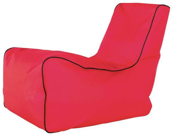 Vreća Za Sjedenje Gamer - plava/crvena, Modern, tekstil (82/70/70cm)