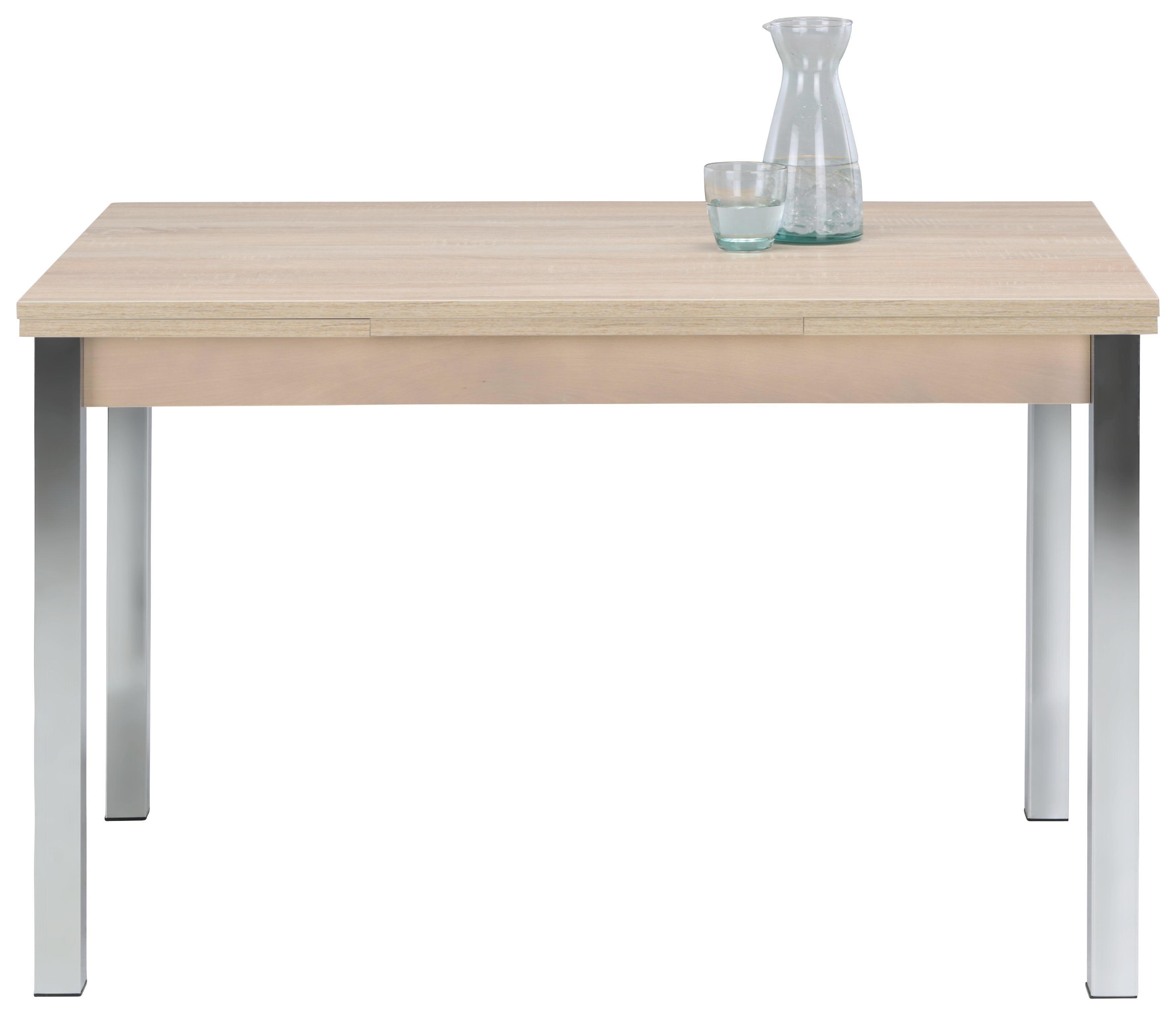 esstisch-n-sonoma-eiche-sonoma-eiche-holzwerkstoff-moemax-modern-living Luxe De Ikea Table Ronde Conception