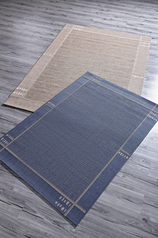 Síkszövött Szőnyeg Emil 2 - szürkésbarna, konvencionális, textil (120/170cm) - MÖMAX modern living