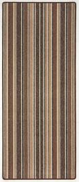 Futó Funky Stripes - Barna, konvencionális, Textil (80/200cm) - Mömax modern living