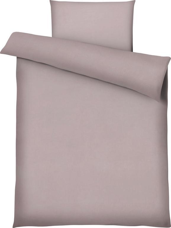 Bettwäsche Marion in Grau ca. 135x200cm - Grau, Textil (135/200cm) - PREMIUM LIVING