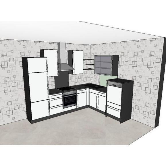Bucătărie Pe Colţ Focus - Modern (285/220cm) - Vertico