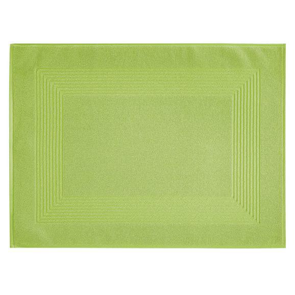 Fürdőszobaszőnyeg Vossen New Generation - Zöld, Textil (50/70cm)