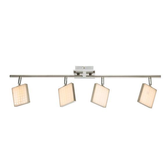 LED-Strahler 56126-4 max. 24 Watt - MODERN, Kunststoff/Metall (78/18,8cm)