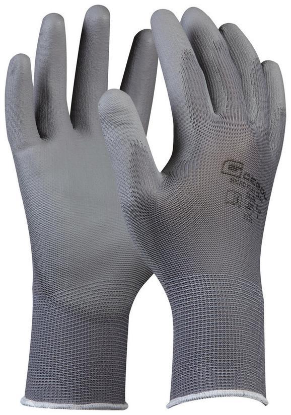 Handschuh Edgar Grau - Grau - Mömax modern living